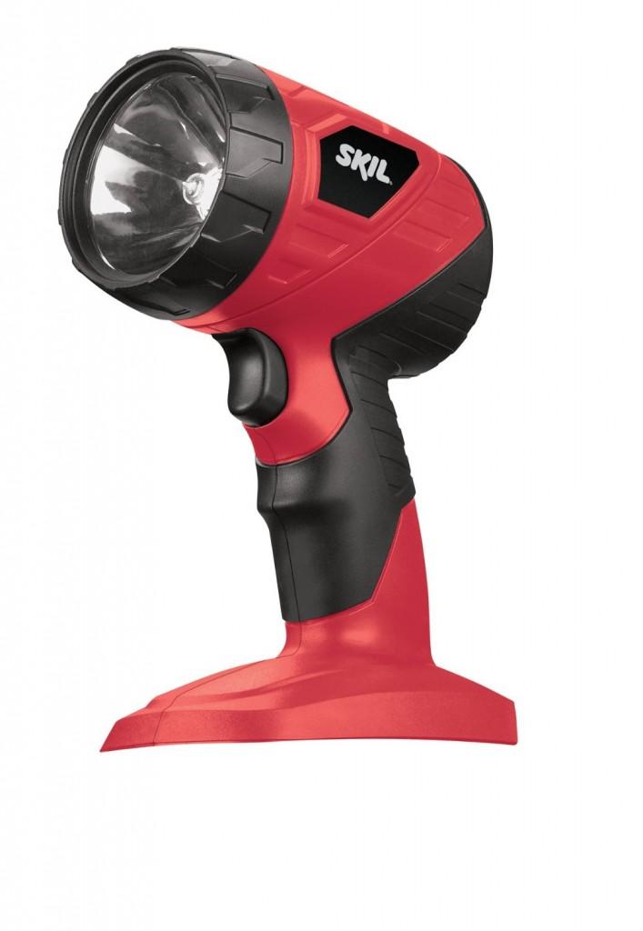 SKIL 2897-01 18-Volt Flashlight