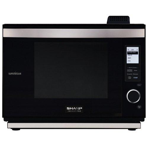 Sharp SuperSteam Microwave Oven