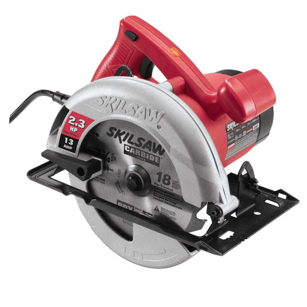 Skil 5480-01 13 Amp 7-1 4-Inch Circular Saw Kit