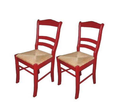 Target Marketing Systems Paloma Chair, Set of 2