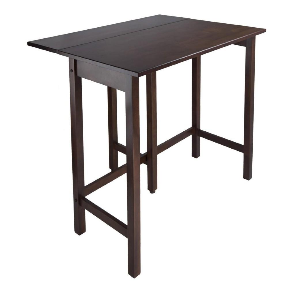 Winsome Lynnwood Drop Leaf High Table