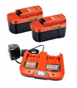 Black & Decker Firestorm Battery