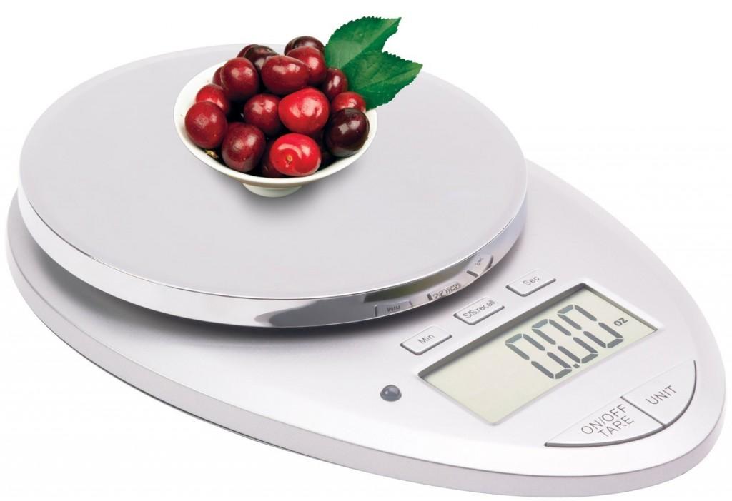 Ozeri Pro II Digital Kitchen Scale