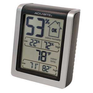 5 Best Humidity Monitors – Always know the comfort conditions in the house