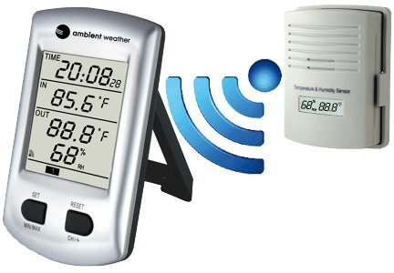Ambient Weather Wireless Thermo-Hygrometer