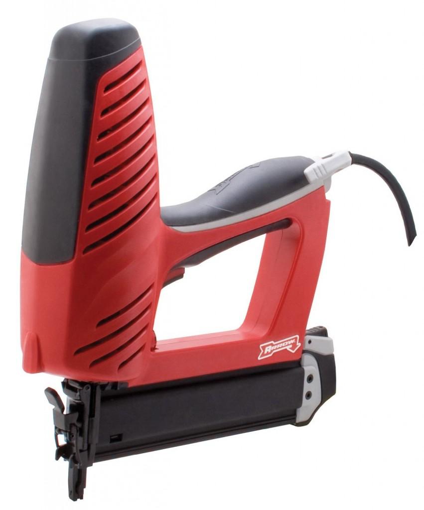 Arrow EBN320RED Pro Electrical Brad Nail Gun