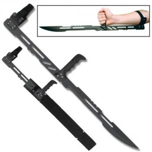 5 Best Ballistic Knives – All featuring ballistic system