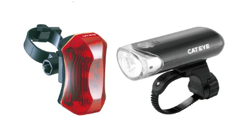 CatEye Head Light and Rear Light Combo