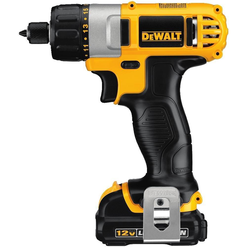 DEWALT DCF610S2 12-Volt Max