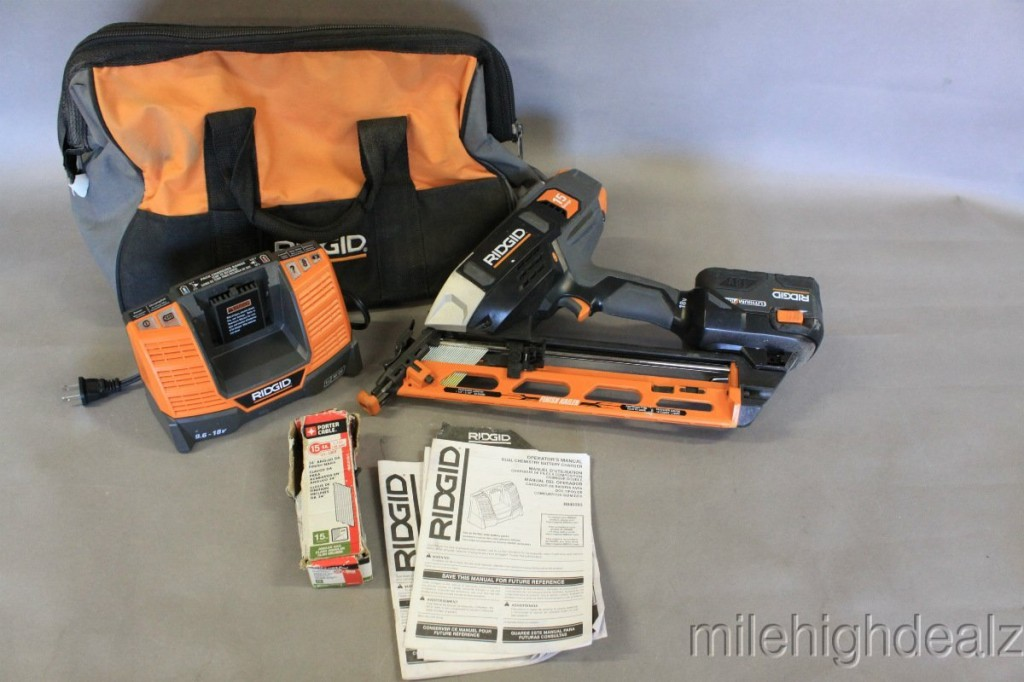 Factory-Reconditioned Ridgid ZRR250AF18