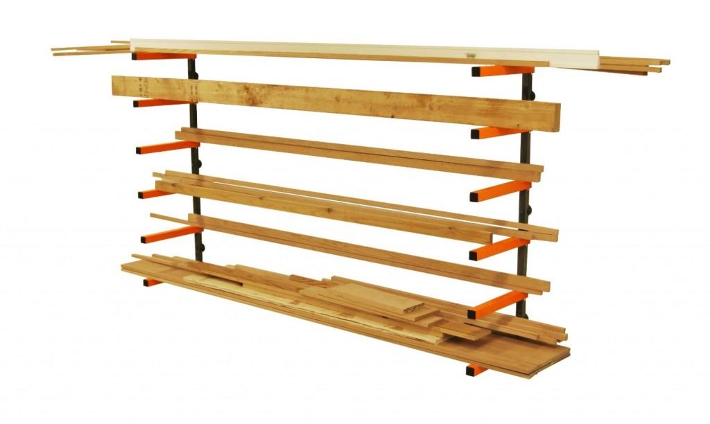 HTC PBR-001 Portamate Wood Storage
