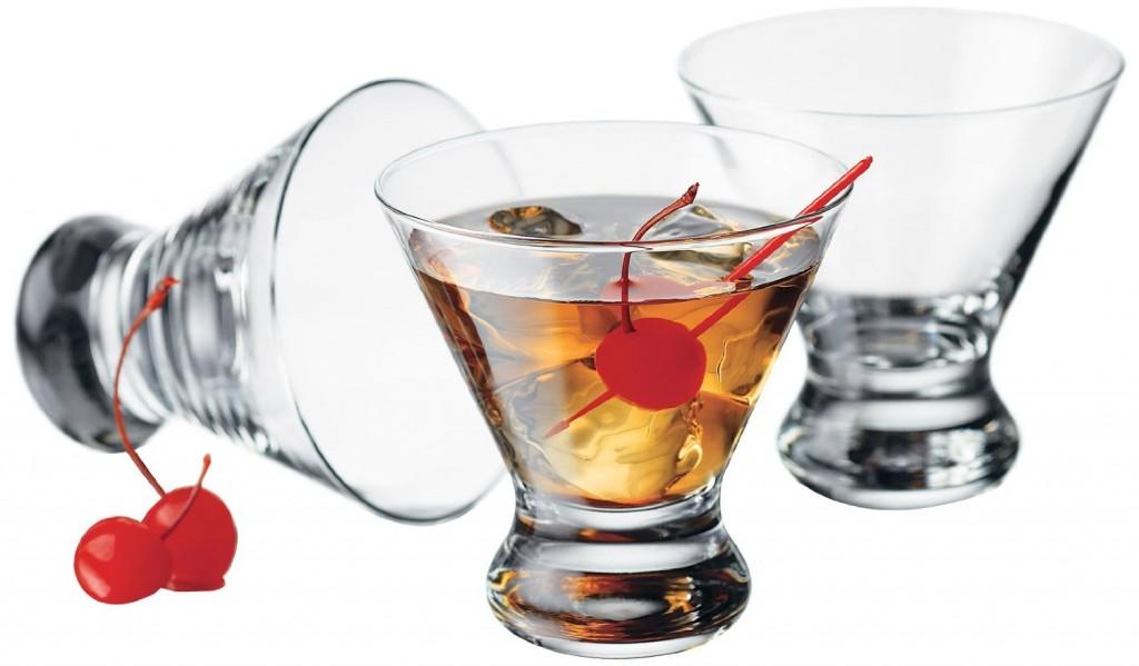 Libbey 4-Piece Cosmopolitan Cocktail