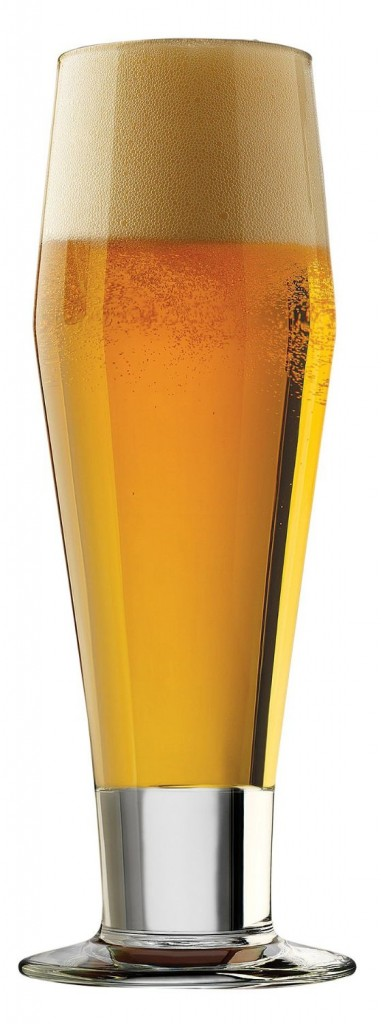 Libbey Craft Brews 15.25-Ounce Clear Classic Pilsner Glass Set