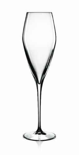 Luigi Bormioli Atelier Champagne Flute Glasses