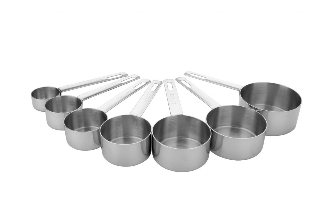MIU France 7-Piece Stainless Steel