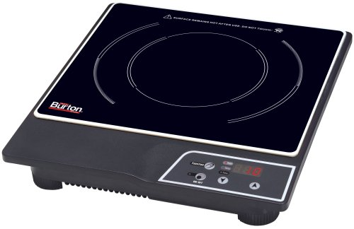 Max Burton 6000 1800-Watt Portable Induction Cooktop