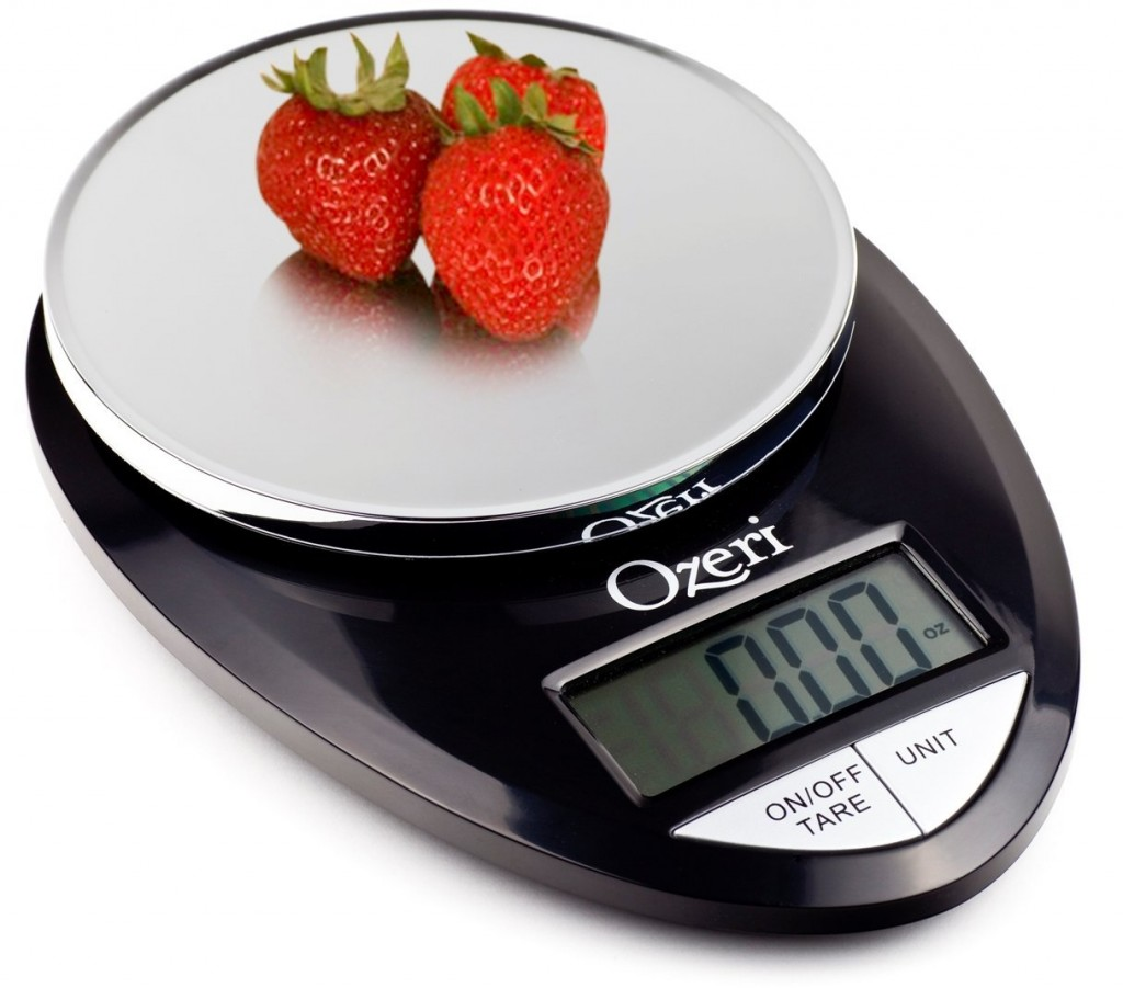 Ozeri Pro Digital Kitchen Food Scale