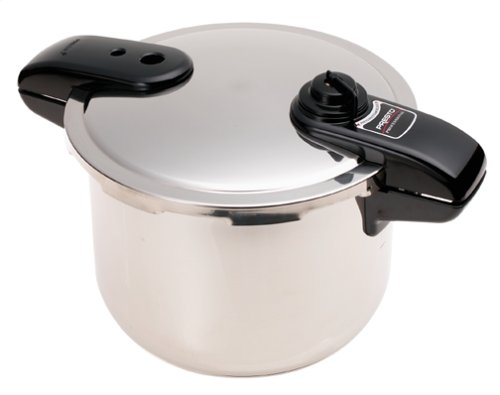 Pro Stainless Steel Cooker