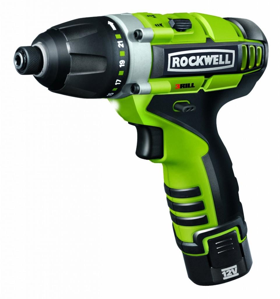 Rockwell RK2515K2 LithiumTech