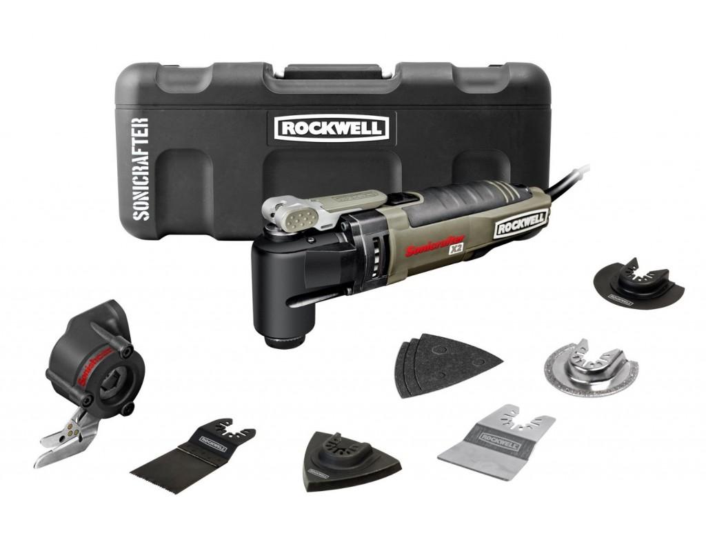Rockwell RK5140K Sonicrafter Hyperlock