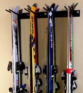 5 Best Ski Storage Racks For Garage – Ideal for ski boards