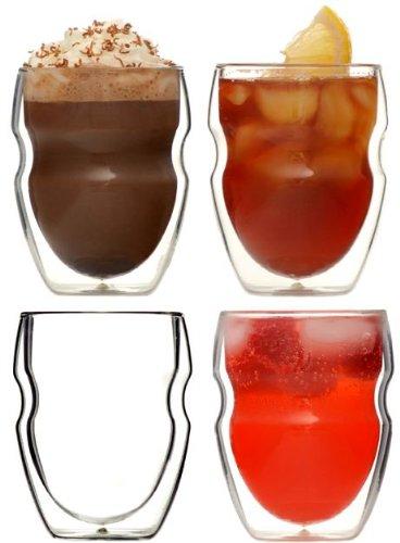 Serafino Double Wall 8 oz Beverage