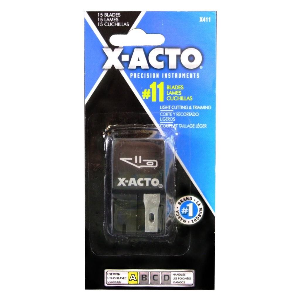 X-ACTO Nonrefillable Blade Dispenser