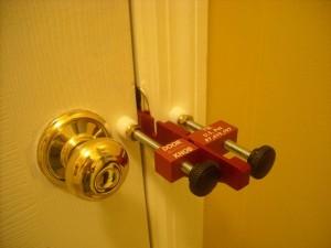 Portable Door Locks