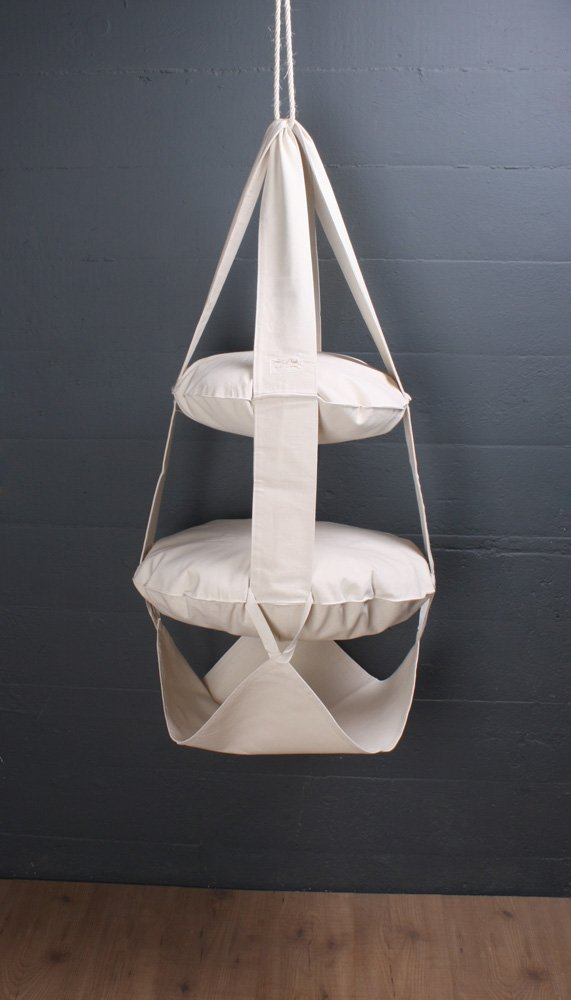 Cat's Trapeze Double Tiered Suspended Cat
