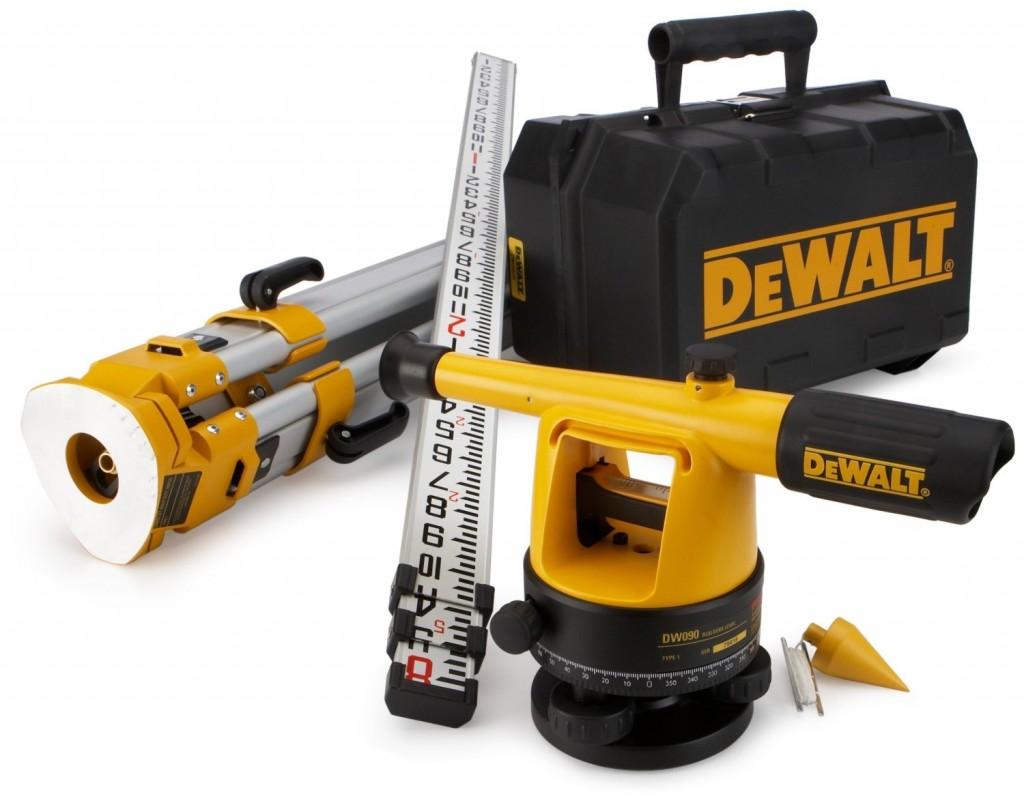 DEWALT DW090PK 20X Builder's Level Package