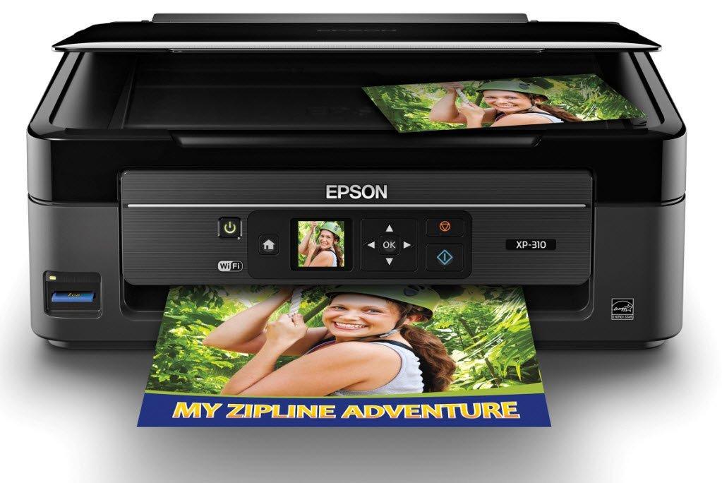 Epson XP-310 Wireless Color Photo Printer