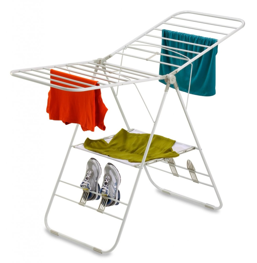 Honey-Can-Do DRY-01610 Heavy Duty Gullwing Drying Rack
