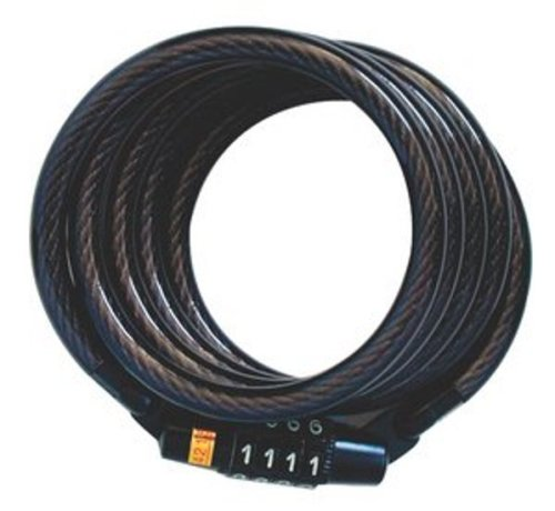 Master Lock 8143D Self Coiling Cable Lock