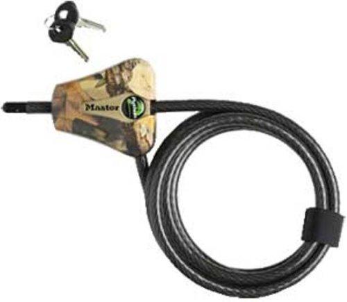 Master Lock 8418KADCAM-TMB Python Adjustable Locking Cable