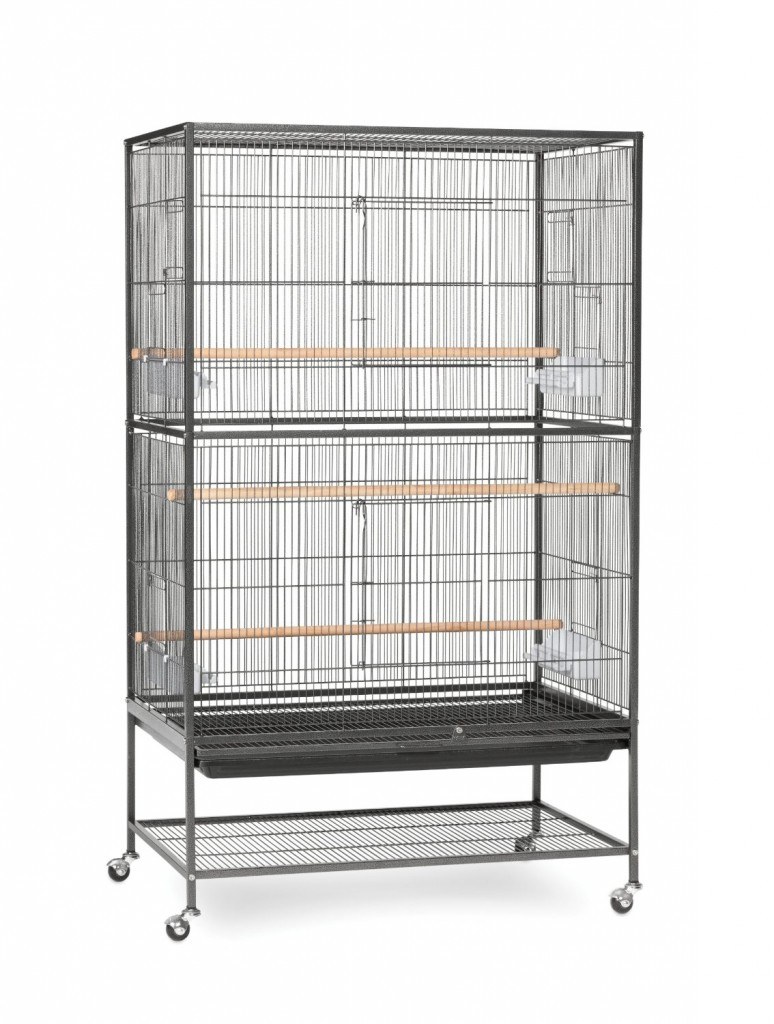 Prevue Pet Products Wrought Iron Flight Cage