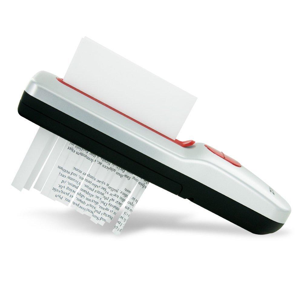 Ziszor! Portable Handheld Paper Shredder