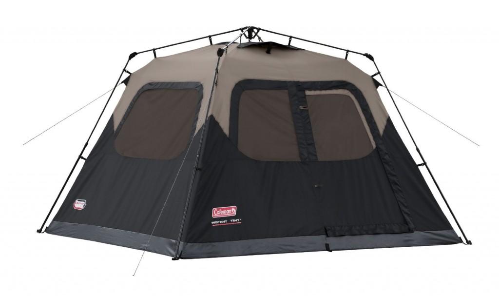 5. Coleman 4-Person Instant Tent