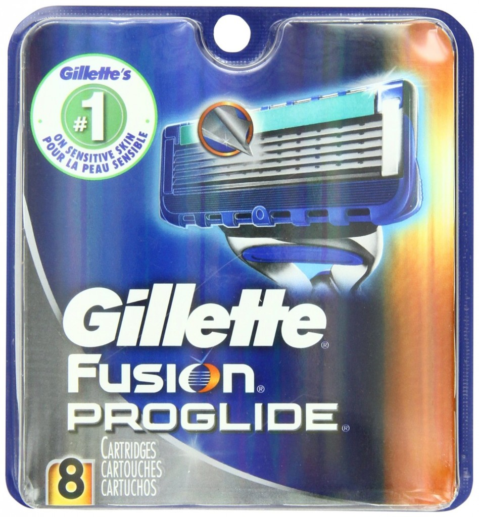 Gillette Fusion Proglide Manual Cartridge