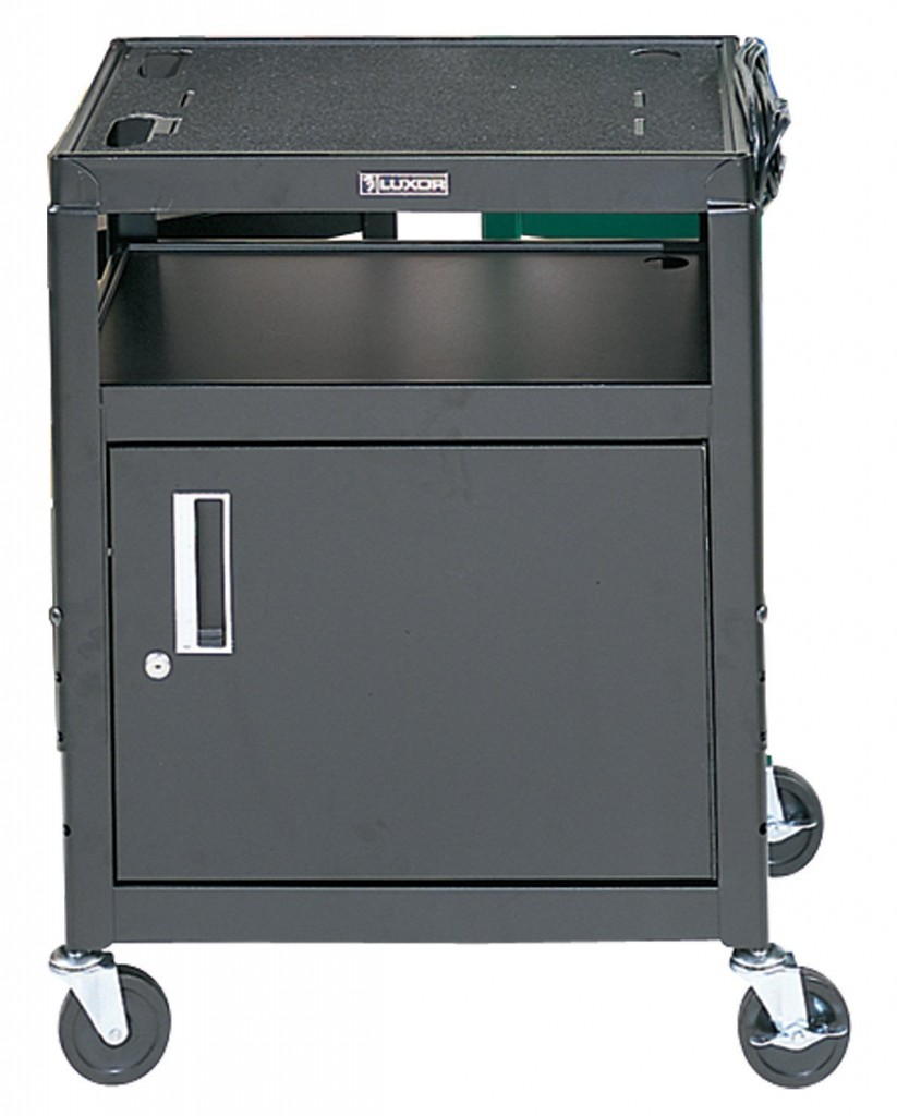 Luxor Adjustable Height Cart
