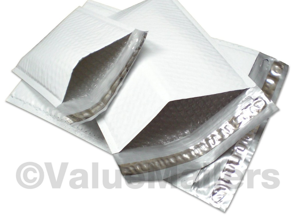 POLY BUBBLE MAILERS PADDED ENVELOPES