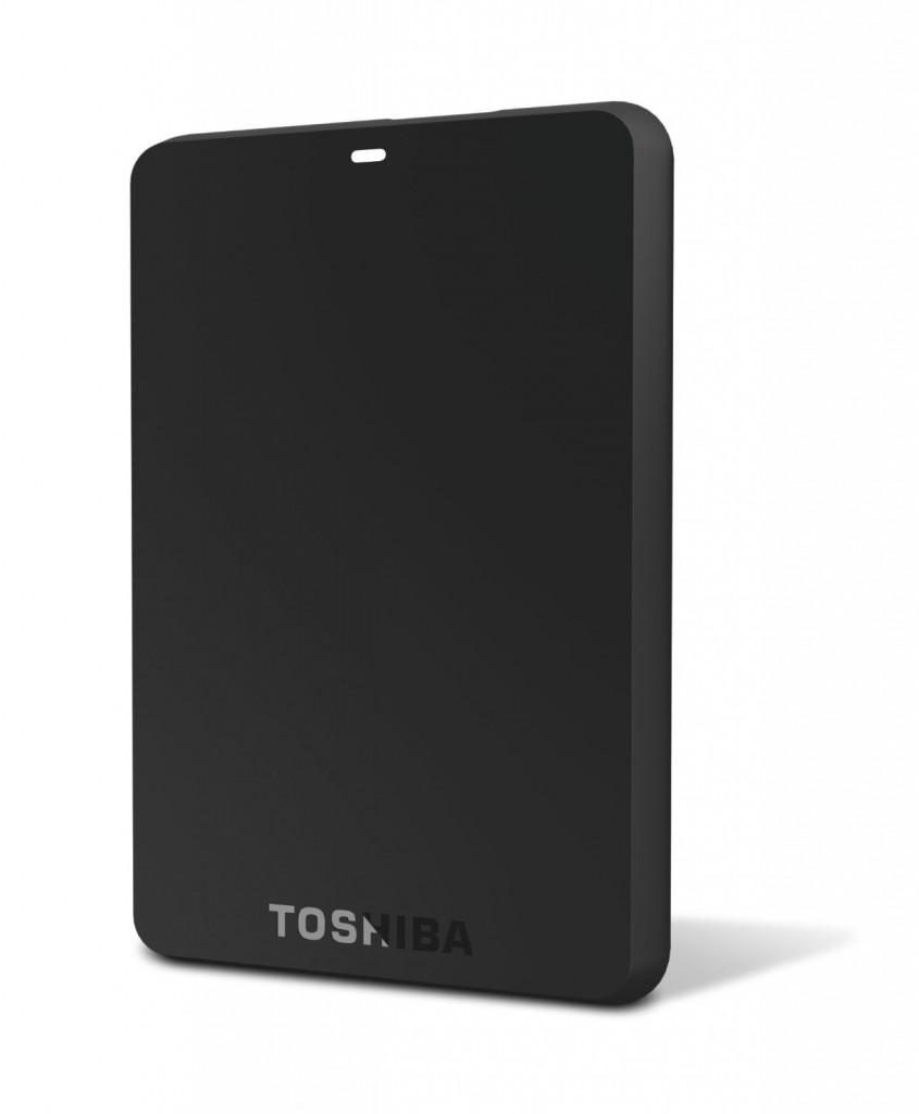 Toshiba Canvio 1.0 TB USB 3.0 Basics Portable Hard Drive