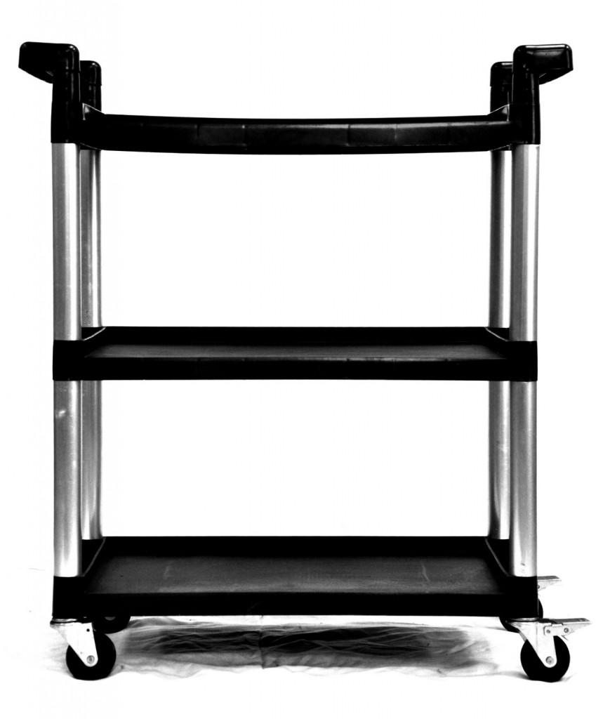 Trinity 3 Tier Utility Cart