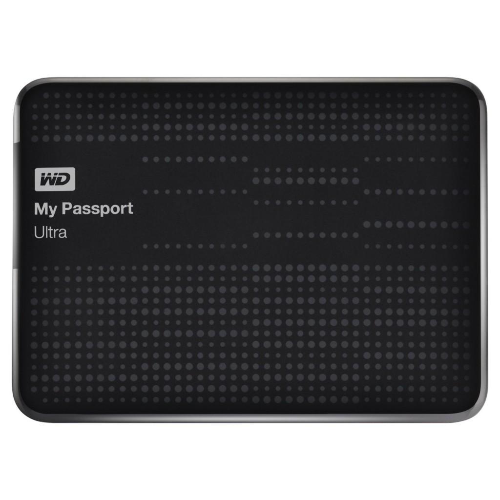 WD My Passport Ultra 1TB Portable External Hard Drive USB 3.0