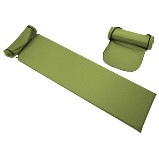 Wenzel Roll n Go Self Inflating Sleep Mat
