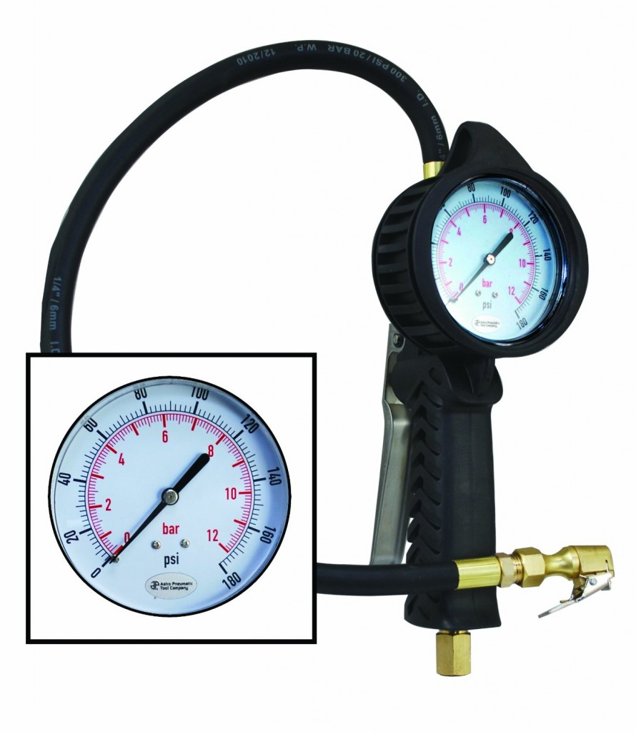 Astro Pneumatic (3081) Dial Tire Inflator