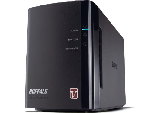 BUFFALO LinkStation Pro Duo 2-Bay
