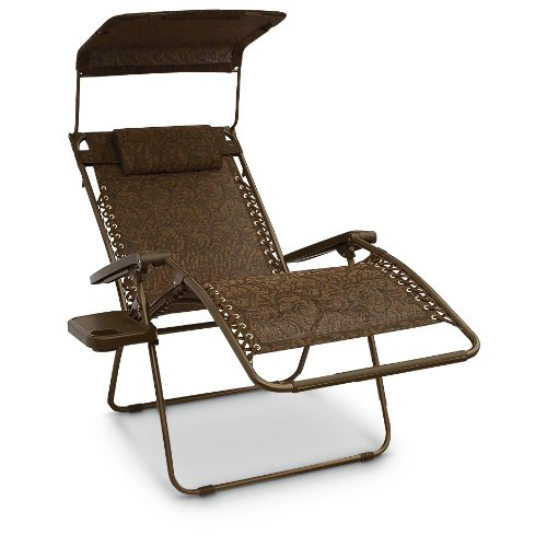 Bliss Gravity Free Canopy Recliner