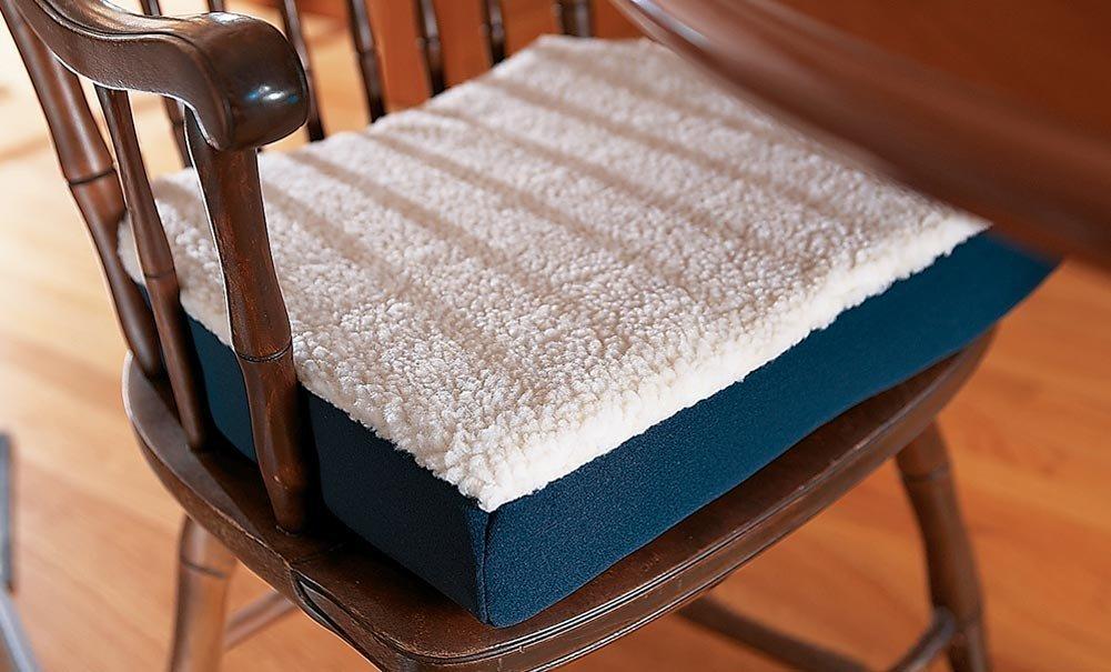 Collections Etc - Orthopedic Gel Seat Cushion