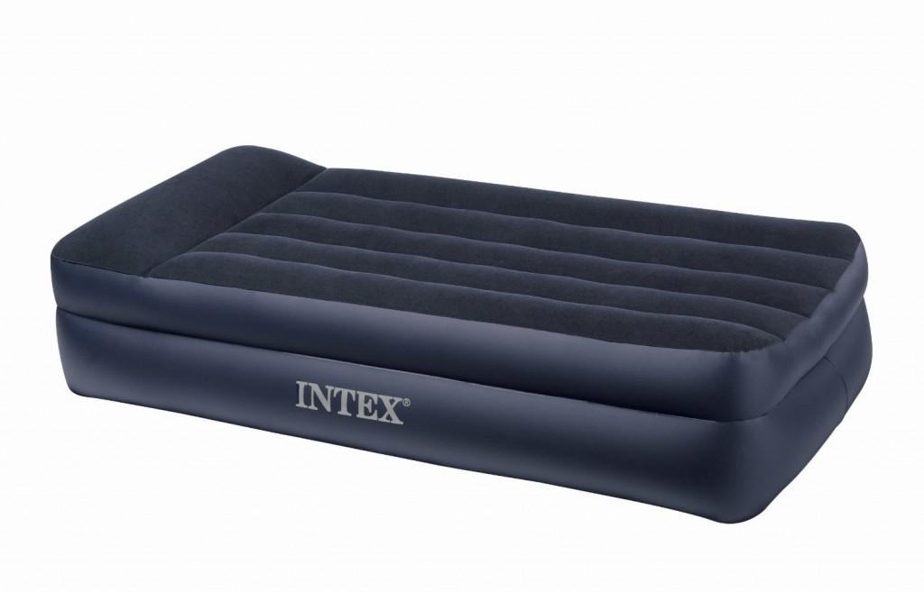 Intex Pillow Rest Raised Air Mattress