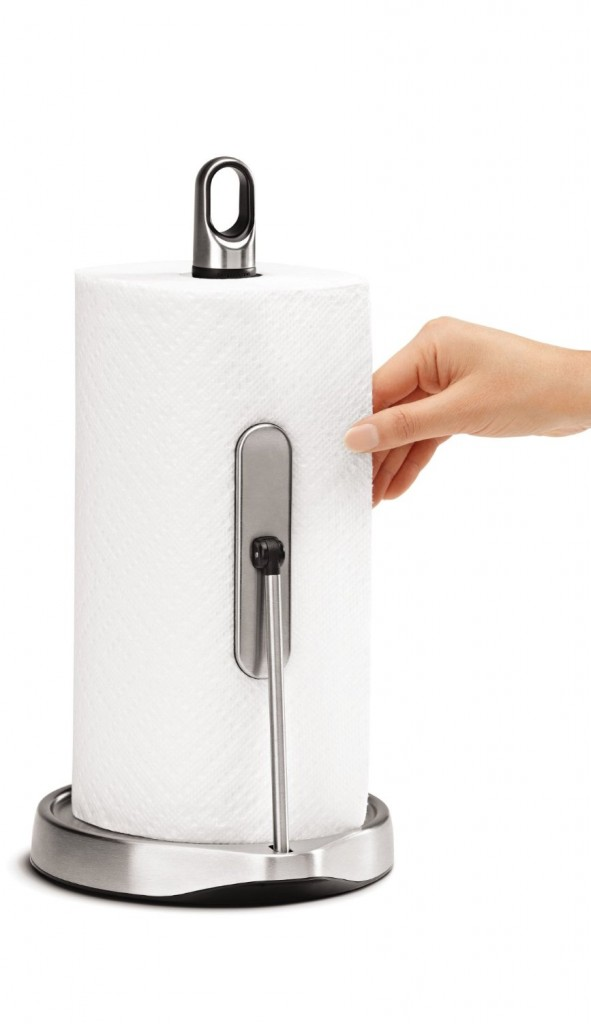 simplehuman Tension Arm Paper Towel Holder